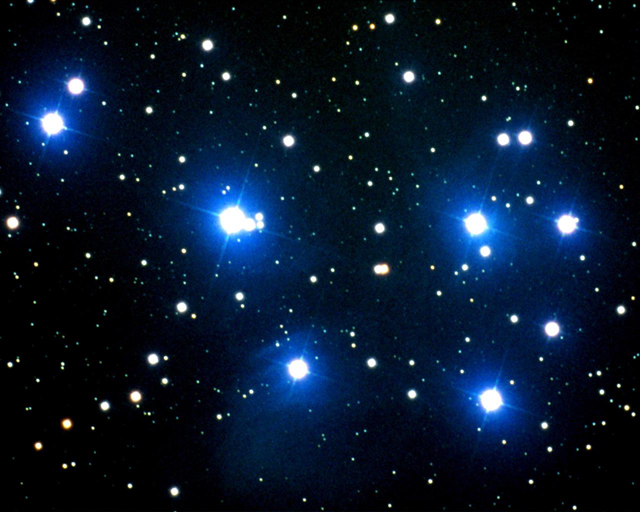 Sazvijezdje Vlasici (Plejade)